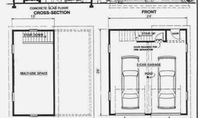 Garage Plans Blog Behm Design Plan Examples