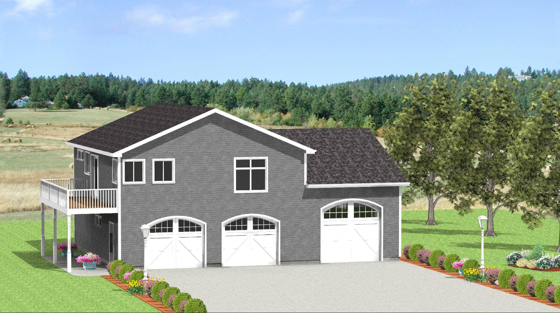 Garage Plans Design Connection Llc House