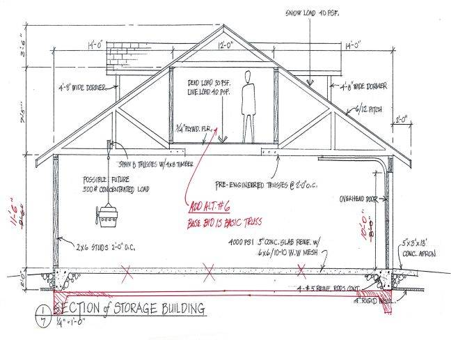 Garage Plans Neiltortorella