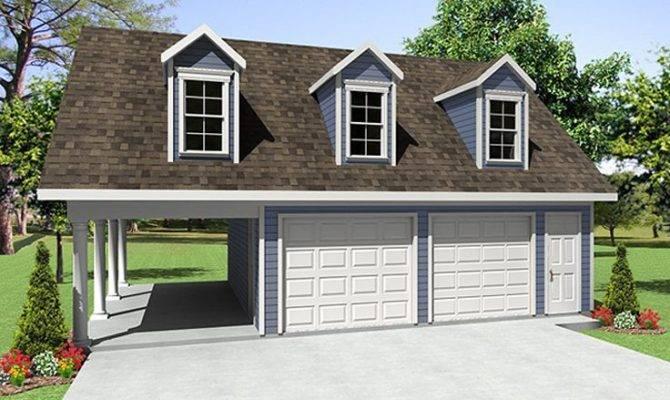 Garage Plans Plan Carport