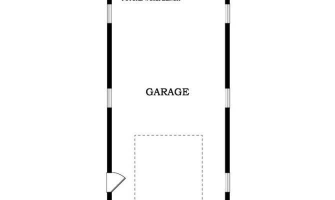 Garage Plans Plan Thegarageplanshop