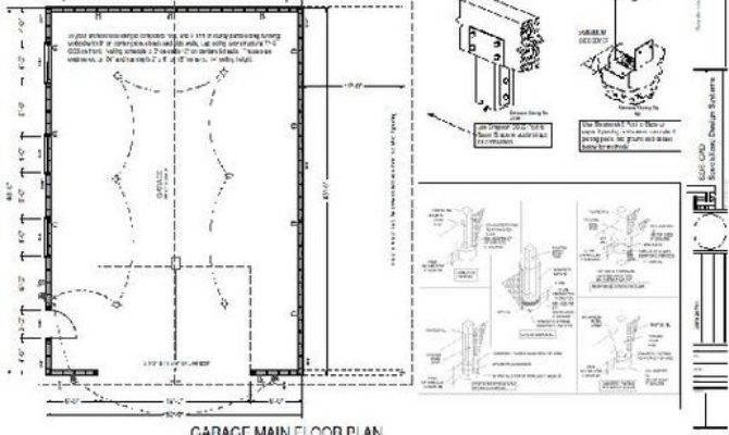 Garage Plans Sds Doors Workshop