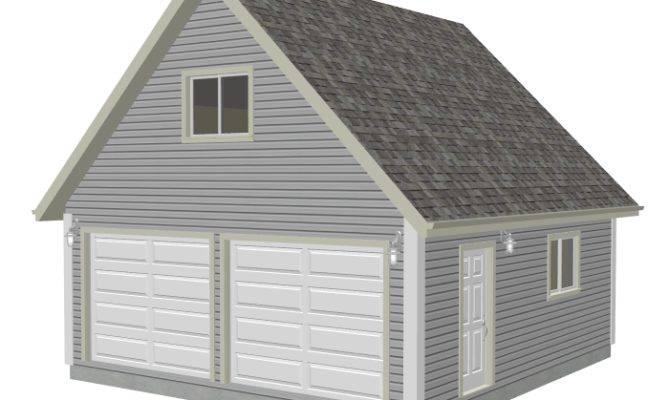 Garage Sds Plans