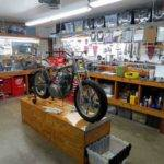 Garage Shop Pinterest