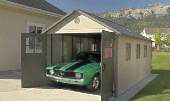 Garage Storage Building Sale Now Fast
