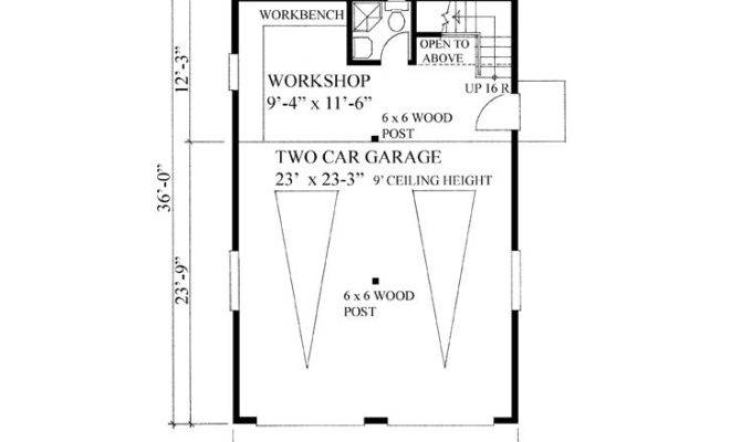 Garage Workshop Plans Car Plan