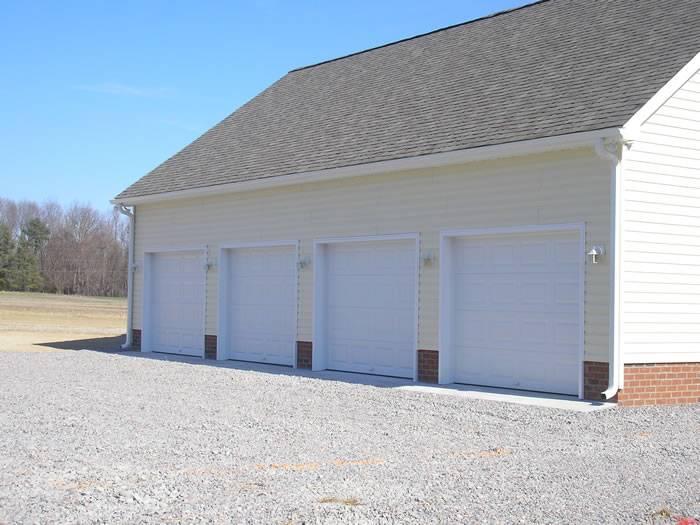 Garages Garage Car Exterior