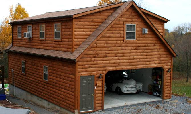 Garages Living Quarters Horizon Structures