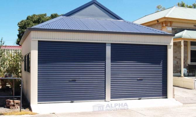 Garages Sheds Alpha Industries