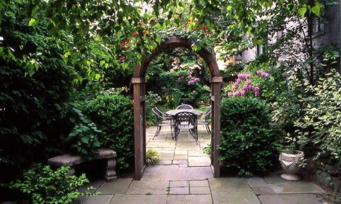 Garden Design Decorating Ideas Interior