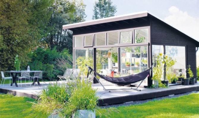Garden Home Designs Greenhouse Architecture