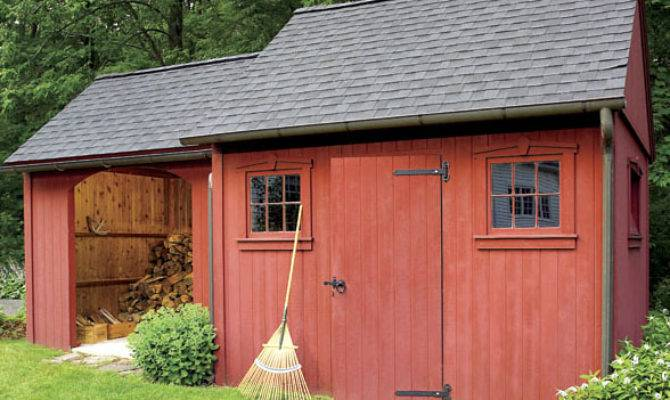 Garden Shed Plans Storage Ramps Heres Easy