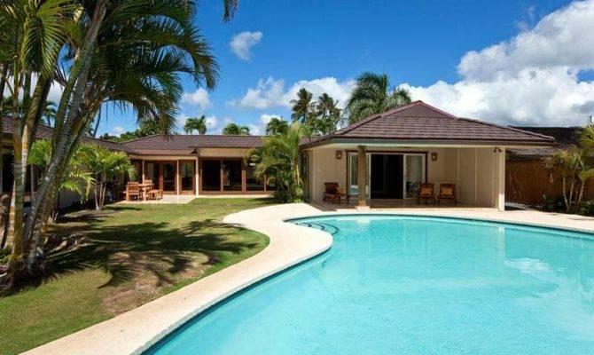 Gated Tropical Oasis Suite Bedrooms Open Floor Plan Pool
