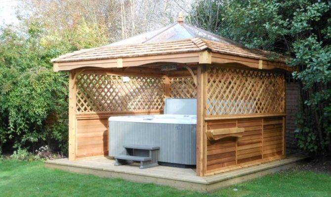 Gazebo Expertly Crafted Finest Canadian Western Red