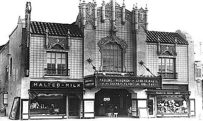 Genius Majestic Bay Theater House Plans