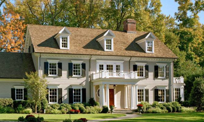 Georgian Colonial Home Plans Eplans
