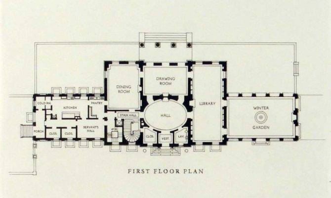 Georgian Home Designs Floor Plans