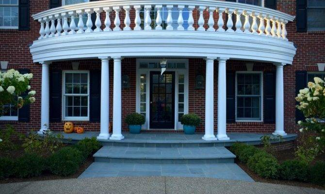 Georgian Porch Designs Home Design