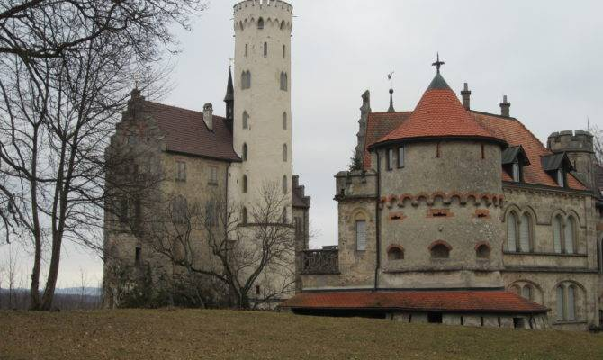 German Pasta Story Book Castle Kilts