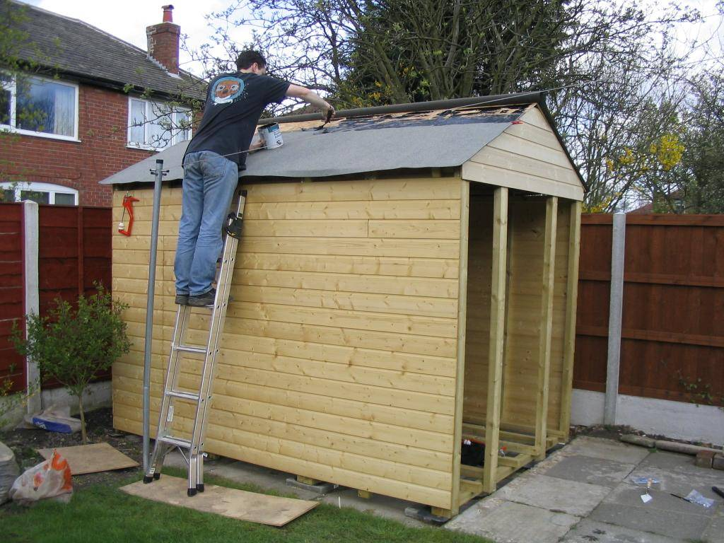 Gerry Woodworkers Access Shed Roof Construction Pdf