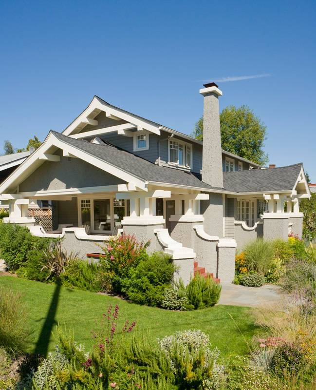 Get Look Arts Crafts Style Architecture