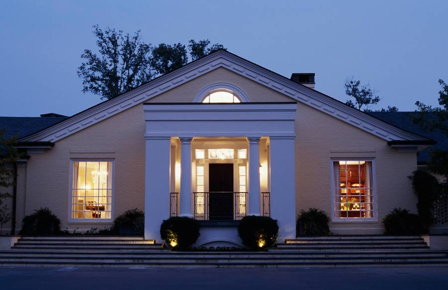 Get Look Southern Style Architecture Traditional Home
