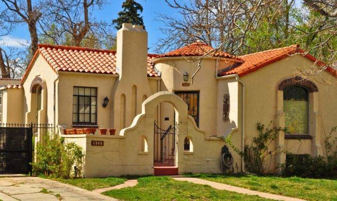 Get Spanish Stucco Look