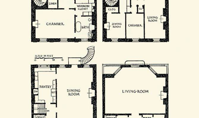 Gilded Age Era Vincent Astor Townhouse