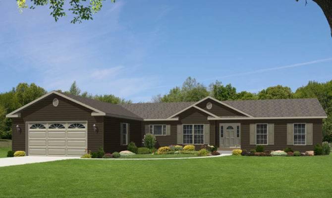 Glamorgan Modular Home Floor Plan