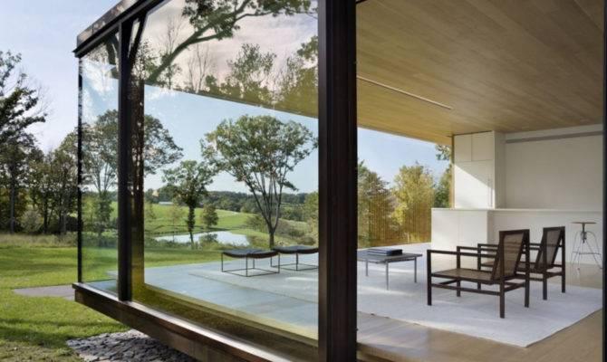 Glass House Desai Chia Architecture Interior Design