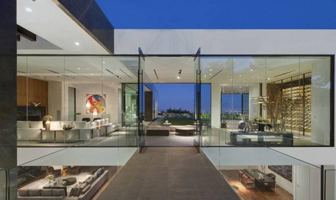 Glass House Design Interior Ideas