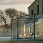 Glass Outdoor Patio Designs Iroonie