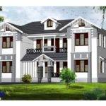 Good Kerala Style Exterior House Elevation