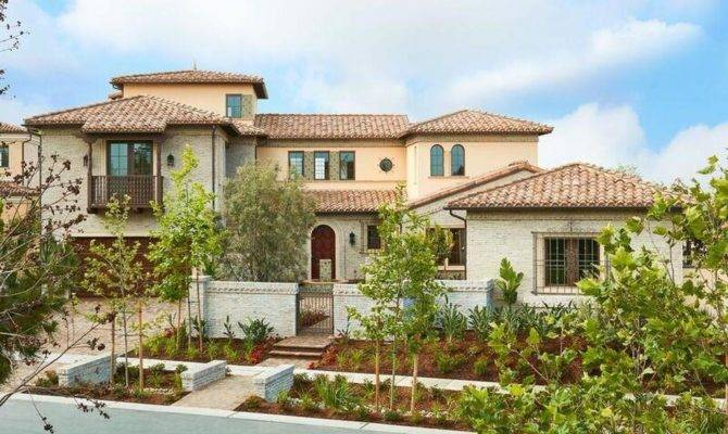 Good Spanish Style Ranch House Design Office