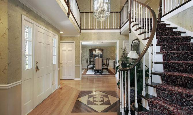 Gorgeous Foyer Designs Decorating Ideas Designing Idea