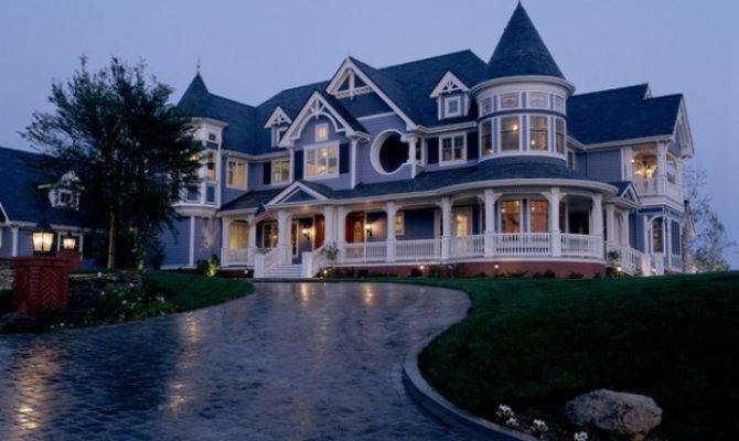 Gorgeous Houses Victorian Style Motivation
