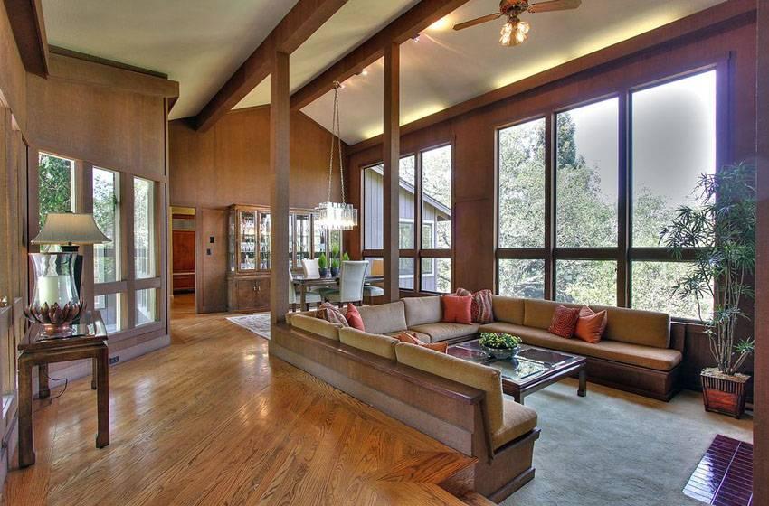 Gorgeous Sunken Living Room Ideas Designing Idea