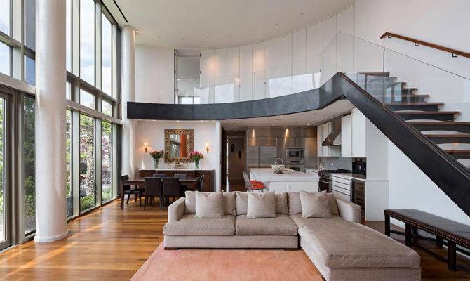 Gorgeous Two Story Penthouse Lower East Side Manhattan