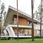 Gorki House Atrium Rusia Simbiosis News