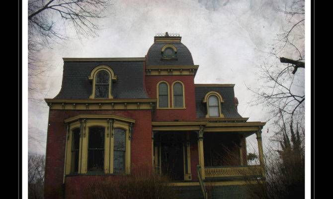 Gothic Architecture Abandoned House Art Themaidensflower
