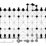 Gothic Church Floor Plan