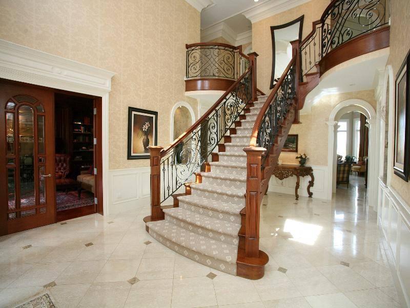 Gothic Interior Style Victorian Mansion