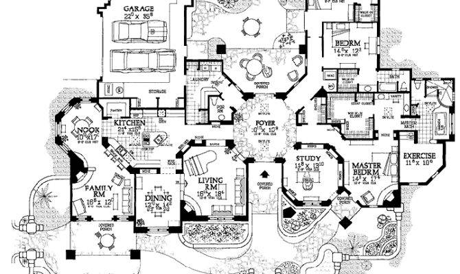 Gothic Mansion Floor Plans Ayanahouse