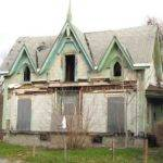 Gothic Revival Architecture Style House