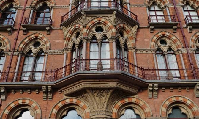 Gothic Revival Beyond Window Box