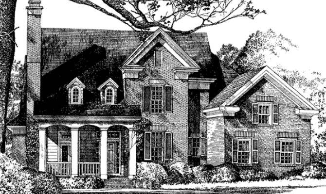 Gothic Revival House Plans Southern Living