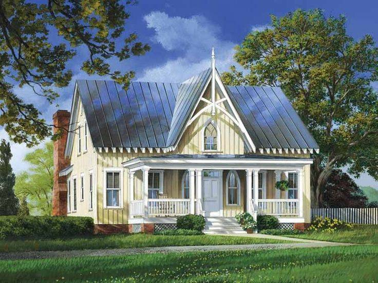 Gothic Revival Style House Architectural Furniture Styles Pinte