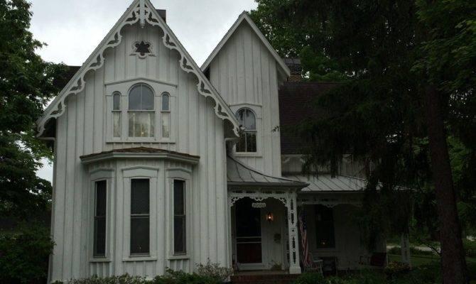 Gothic Revival Style Kentucky Gardens Gables