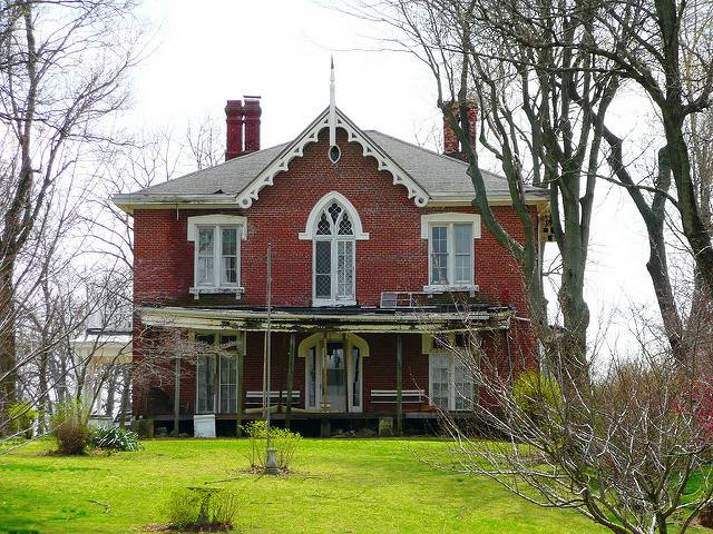 Gothic Revival Williamsport Old