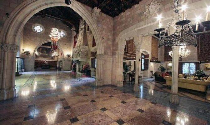 Gothic Style Architecture Houses Interior Homilumi